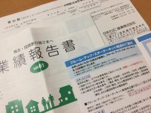 JT配当株主優待